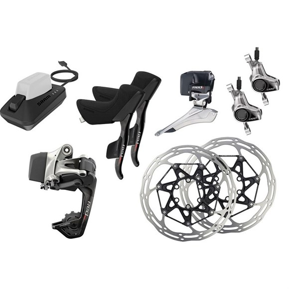 Sram Upgrade Kit Red eTap Yol Wifli Hidrolik Disk