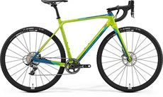 2019 Merida Mission CX 8000 Cyclocross Bisiklet
