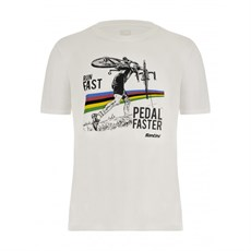 Santini Uci Cyclocross T-Shirt